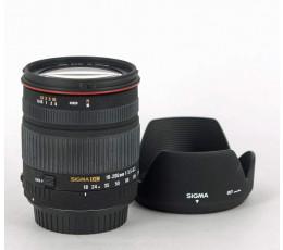 Sigma DC 3.5-6,3/18-200 voor Canon EOS