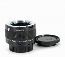 Minolta MD 2x Tele Converter 300-S occasion