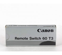 Canon Remote Switch 60 T3