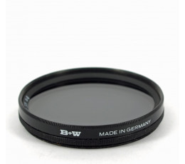 B+W Circulair Polarisatiefilter 62 mm occasion