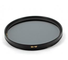 B+W Circulair Polarisatiefilter 77 mm