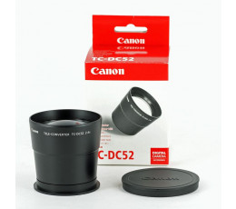 Canon TC-DC52 teleconverter