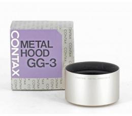 Contax GG-3 Metal Hood voor 90 mm