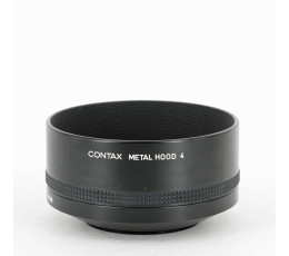 Contax Metal Hood 4 met ring 55/86