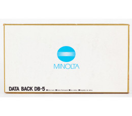 Minolta Data Back DB-5 occasion