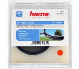 Hama 72562 Pol filter circulair 62 mm