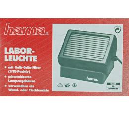 Hama Dokalamp met filter