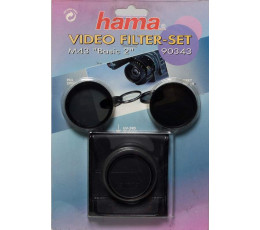 """Hama  Filter-Set 49 mm """"Basic 2"""""""