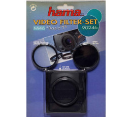 "Hama Filter-Set 46 mm ""Basic 1"""
