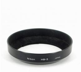 Nikon HB-3 zonnekap occasion