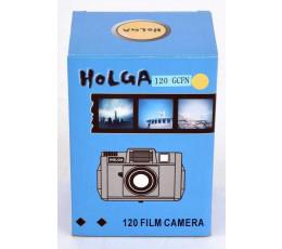 Holga 120 GCFN 120 film camera geel