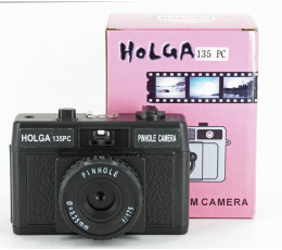 Lomo Holga 135 PC pinhole