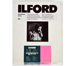 Ilford MGIV multigrade IV RC de luxe glossy 12,7 x17,8 100 vel
