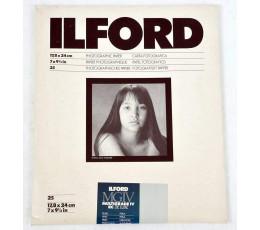 Ilford Multigrade IV RC deluxe MGD.25M satijn 25 vel 12,7x17,8