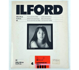 Ilford RC deluxe ilfospeed RC IS4.1M 25 vel 17,8x24