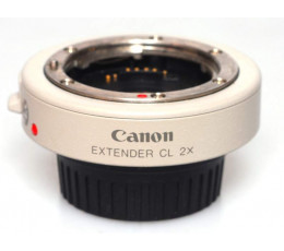 Canon CL 2 x extender voor Canon EX-1 video camera