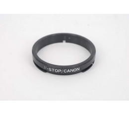 Canon F-Stop adapter