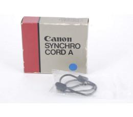 Canon Synchro Cord A