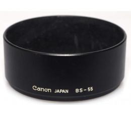 Canon BS-55 zonnekap