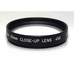 Canon Close-Up lens 450 52 mm