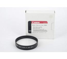 Canon Close Up lens 500D 58 mm