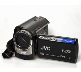 JVC Everio GZ-MG465 Hard Disc Camcorder