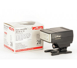 Metz Mecablitz 28 AF 4  N voor Nikon AF