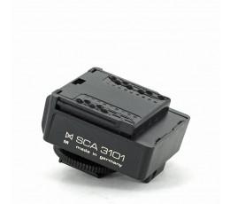 Metz SCA 3101 adapter voor Canon EOS
