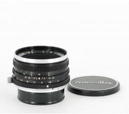 Minolta W.Rokkor - QE 35 mm f/4
