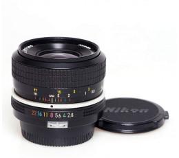 Nikon Nikkor 2,8/35 non Ai