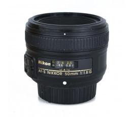 Nikon AF-S 1.8 / 50 mm occasion