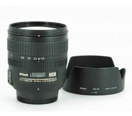 Nikon AF-S DX 3,5-4,5/18-70 G ED