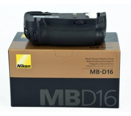 Nikon MB-D16 multi power batterypack voor D750