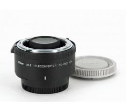 Nikon AF-S Teleconverter TC-17E II occasion