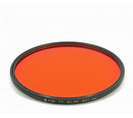 B+W Oranjefilter Slim 77 mm occasion
