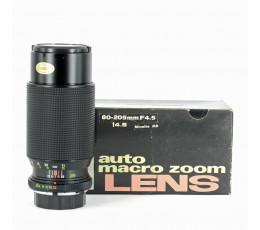 Orion 4,5/80-205 Macro zoom voor Pentax K