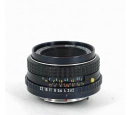 SMC Pentax-M 2/50