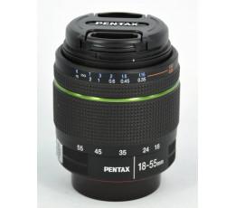 Pentax SMC DA 3.5-5.6 AL WR 18-55 mm