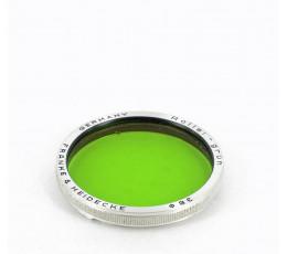 Rollei Groen Filter Bajonet III