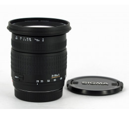 Sigma 3,5-5,6/28-200 Hyperzoom Macro voor Sony en Minolta