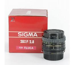 Sigma 2,8/28 Fujica-X