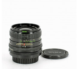 Sigma Mini-Wide 28 mm f/ 2,8 voor Konica AR occasion