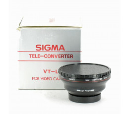 Sigma VT-L tele converter