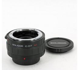 Soligor 2x AF Tele Converter voor Nikon occasion