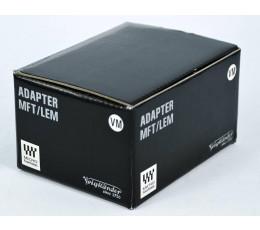 Voigtländer adapter MFT/LEM VM/MFT