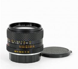 Yashica DSB 28 mm f/2,8