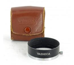 Yashica zonnekap 48 mm opsteek