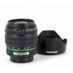 Pentax SMC-DA 3,5-5,6 / 18-55 mm met zonnekap occasion