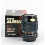 Albinar Tele 2,8/135 mm Close-Focus voor Canon FD