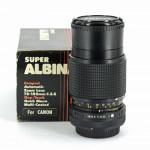 Albinar MC Auto Zoom 3,8/75-150 voor Canon FD